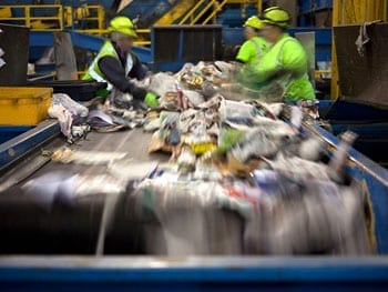 Recycling Facility - Waste - Expertise