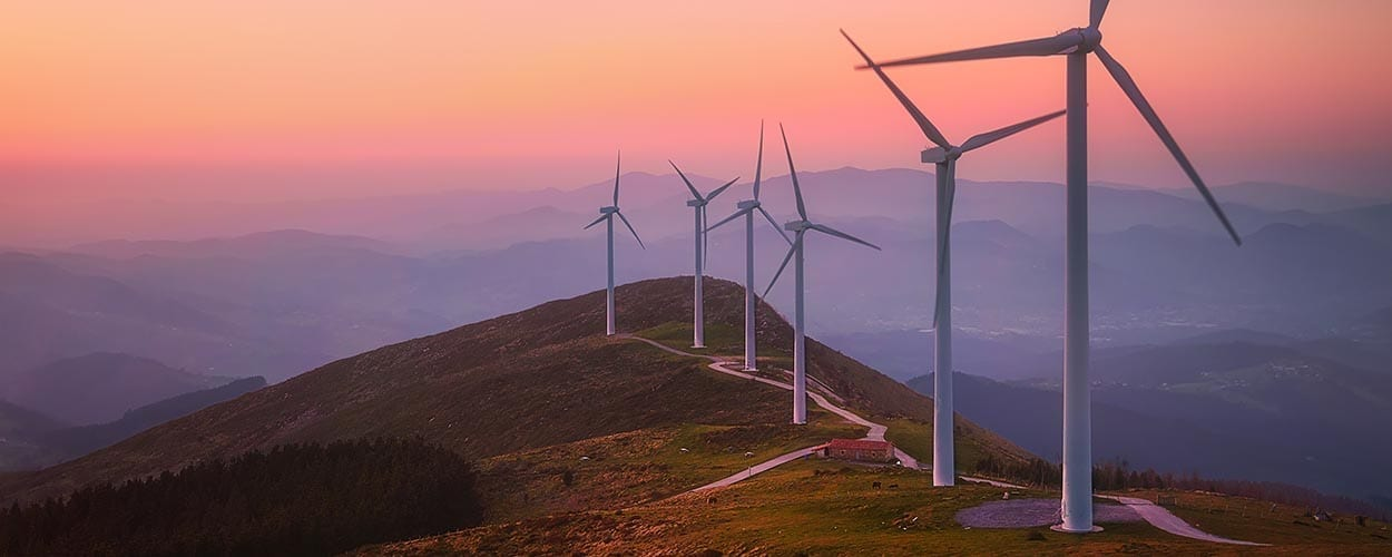 Hero Image - Support the Development of Kosovos Larges Wind Farm