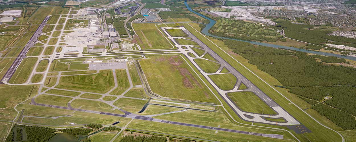Opening of Brisbane Airport's New Runway a Milestone for Golder