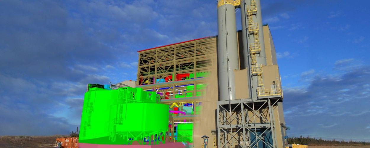 Hudbay Minerals paste backfill plant for Lalor
