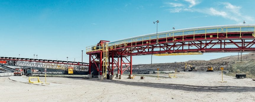 Building safety into a mine's infrastructure